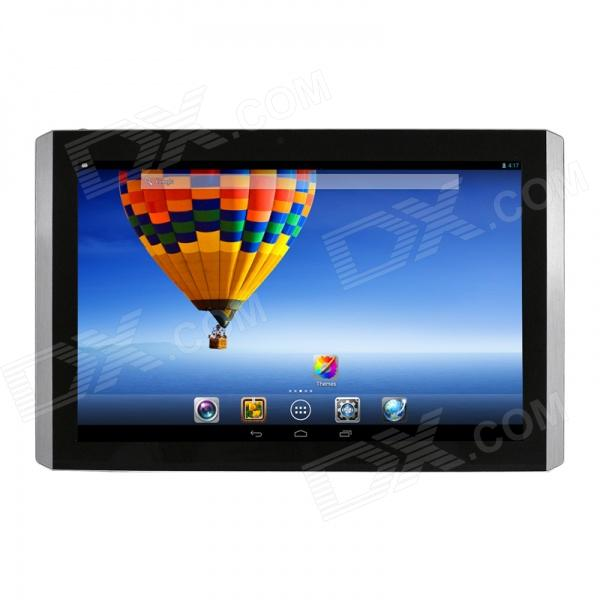 GALAPAD PAD9 9-tommers IPS Quad Core Android 4.2 Tablet PC w / 1GB RAM, 8GB ROM, Wi-Fi, GPS, HDMI - svart