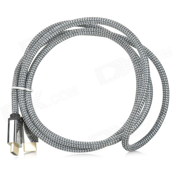 D&S DSM8107 Male to Male HDMI Digital Connection Cable - Silver + ...