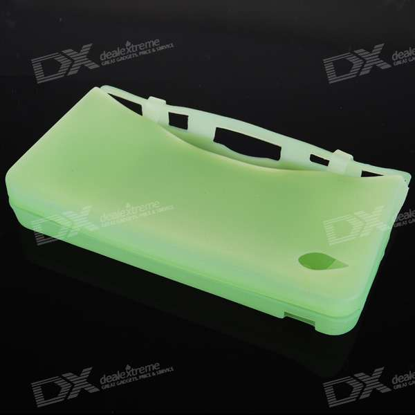 Protective Silicone Case for NDSi LL (Green)