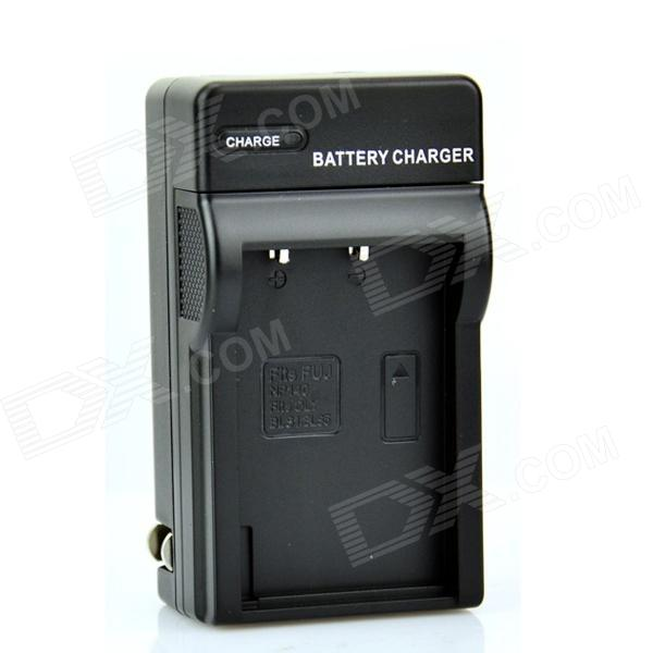 DSTE BLS1 US Plug Battery Charger for Olympus E-400 EPL-1 E-620 E-410 Camera