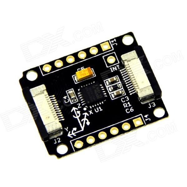 Seeedstudio 813001001 Xadow-IMU 6DOF Motion Tracking Module for Arduino-Musta + Valkoinen