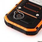 Discovery V6 MTK6572 Dual-Core Android 4.2.2 GSM Bar Phone w/ 4.0'' Screen / GPS - Orange