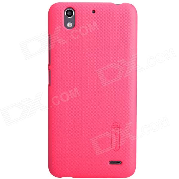 NILLKIN Protective Matte Plastic Back Case for Huawei G630 - Deep Pink nillkin star series protective case for moto g2 pink