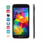 "No.1 S7 MTK6582 Quad-Core Android 4.2.2 WCDMA Bar Phone w/ 5.0"" IPS QHD, 16GB ROM, OTG, GPS"