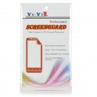 YI-YI Matte Frosted PET Screen Protector Film Guard for Motorola MOTO X (3PCS)