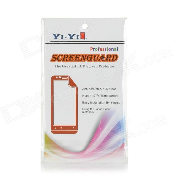 YI-YI Clear PET Screen Protector Film Guard for Motorola MOTO X (3PCS) protective matte frosted screen protector film guard for nokia lumia 900 transparent