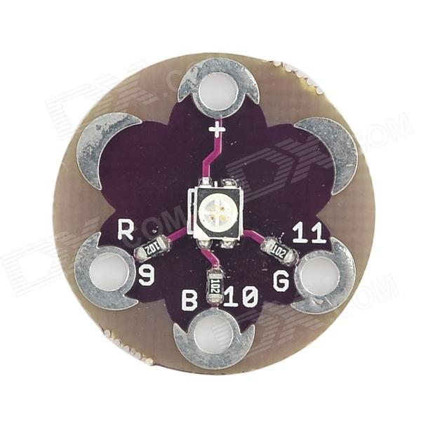 LilyPad LED RGB Light Module - Purple