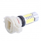 H16 11W 360LM 6000K 5-LED White Foglight for Car (DC12~24V)