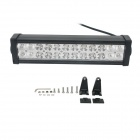 GULEEK 72W Mixing 5040lm 6000K 24-LED White Light Working Lamp Bar for Car / Boat