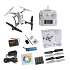 Ni Eagles NE-MASF12 4-CH 2,4 GHz R/C Quadcopter med Auto-retur / hodeløse Flying / gyroskop