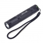 Romisen RC-T609 LED 650lm 5-Mode White Flashlight - Black (1 x 18650)