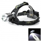 Pange XQ 18 Cree XM-L T6 3-Mode 800lm Cool White Headlight / Bike Light