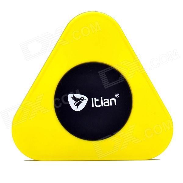 Itian A3 QI Standard Wireless Charger + Receiving Module for Samsung Galaxy S5