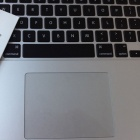 OUSHINE Protective PET Touch Pad Film for 13.3'' MACBOOK PRO RETINA - Transparent