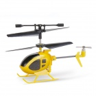 SYMA S6 3.5-CH Mini Super Rugged IR Remote Control Aircraft - Yellow (4 x AA)