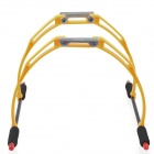 ZnDiy-BRY RC-02 Glass Fiber Landing Skid Gear for DJI F450 / F550 / X600 / SK450 - gul