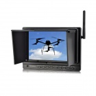 "7 "" Feelworld PVR-758 Wireless 5.8GHz RC FPV / DVR 1024 x 600P HD Monitor Receiver"