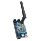 CC2530 ZigBee Wireless Development Board w/ Antenna for Analyzer - Deep Blue