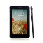 "JXD P1000B 7.0"" Dual Core Android 4.2 Tablet PC w/ Dual SIM, 4GB ROM, 3G, TF - Black"