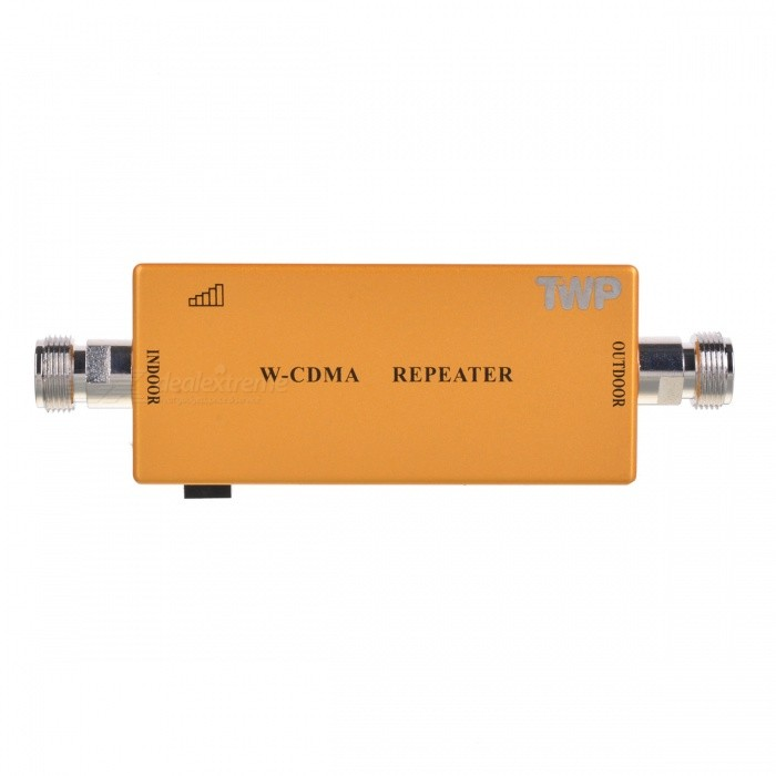 3G / WCDMA 2100MHz Dual-Band Mobile Phone Signal Amplifier / Signal Repeater Booster