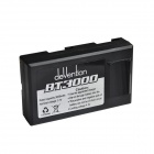 Walkera BT3000 3.7V 3000mAh Li-po Battery for DEVO 12S / DEVO F12 - Black