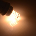 HZLED E14 3.5W 350lm 3000K 51-SMD 2835 LED Warm White Light Corn Lamp - White (AC 220~240V)