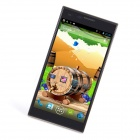 "CUBOT S308 MTK6582 Quad-Core Android 4.4 WCDMA Bar Phone w / 5.0 "" OGS HD / Wi -Fi / GPS - Noir"