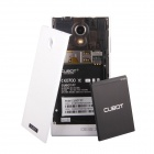 "CUBOT P7 MTK6582 Quad-Core Android 4.2.2 WCDMA Bar Phone w/ 5.0"" IPS QHD / Wi-Fi / GPS - White"