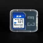 SD Memory Card - Deep Blue (32GB / Class 10)