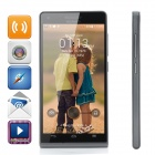 "HUAWEI G6 Quad-core Android 4.3 WCDMA Bar Phone w/ 4.5"" Screen, Wi-Fi and GPS - Black"