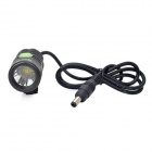 UltraFire F88-L2 LED 750lm 4-Mode Cool White Bicycle Light - Black (4 x 18650)