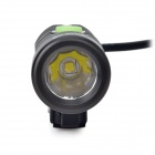 UltraFire F88-L2 LED 750lm 4-Mode Cold White Bicycle Light - Noir (4 x 18650)