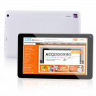 "A88 9"" IPS Quad-Core Android 4.4.2 Tablet PC w/1GB RAM, 4GB ROM, Dual-Camera, HDMI, Wi-Fi - White"