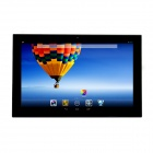 "GALAPAD GALAZ A1 10.1"" IPS Quad Core Android 4.4 Tablet PC w/ 2GB RAM,16GB ROM, Wi-Fi, GPS - Black"