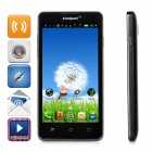 "Coolpad 7290 Dual-core WCDMA Android 4.0.4 Bar Phone w/ 4.5"" Screen, Wi-Fi and GPS - Black"