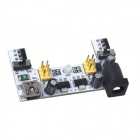 ZnDiy-BRY Z-118 DIY 5V / 3.3V Breadboard Power Supply Module for Arduino Board - Black