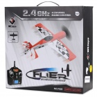WLtoys F929 4-CH 2.4GHz Radio Control R/C Glider Airplane - Red + White (6 x AA)