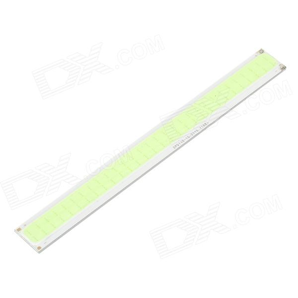 JRLED JRLED-14x15-60 6W 260lm 480nm 60-COB LED Ice Blue Light Module - White + Light Green (DC 12V)