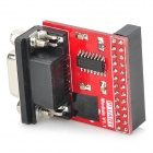 Raspberry Pi Debug Serial Port Expansion Board - Red