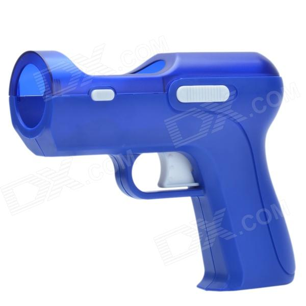 Motion Controller Light Gun for PS3 Move - Deep Blue