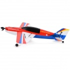 WLtoys F939 4-CH 2.4GHz Radio Control R / C Glider Airplane-Rouge + Bleu + Multi-Coloré (6 x AA)