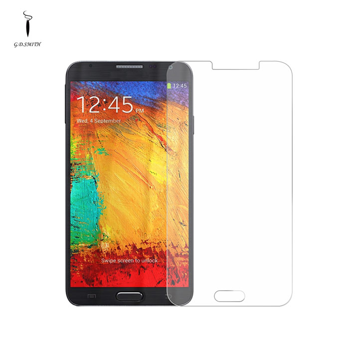 GODOSMITH MON301B 0.3mm Tempered Glass Screen Protector for Samsung Galaxy Note 3 - Transparent Palm Bay Новые поиск
