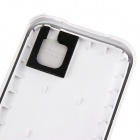 Redpepper CM01 Waterproof Case w/ Touch ID and Metallic Speaker Design for IPHONE 4 / 4S - White