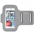 Reflective Arm Band for IPHONE 4 / 4S / 5S / 5C - Silver