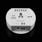 KINFIRE Wireless Wi-Fi LED RGB Light Controller for Android 2.3 Smartphone - White (DC12~24V)