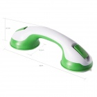 YL-099 Barrier-free Bathroom Anti-skid Handle Armrest - Green + White