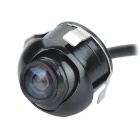 XY-1692F 360 Degree Rotated Car Side View Camera - Black
