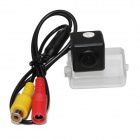 LsqSTAR ST-937 CCD Wide Angle Car Rearview Camera for MAZDA 6 / CX-5 - Black