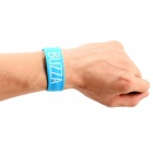 Sports Stylish Mosquito Repeller Slap Wrist Band - Blue
