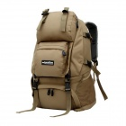 LOCAL LION LN-31 Outdoor Sports Mountaineering Backpack - Khaki (40L)